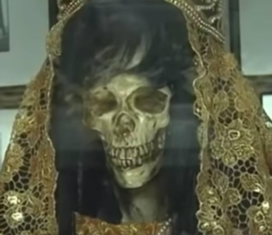 oracion a l santa muerte